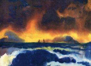 Stormy Sea (1930)