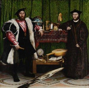 The Ambassadors (1533)