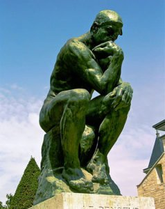The Thinker (1904)