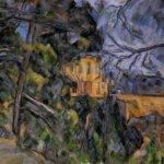 Chateau Noir (1904) - Paul Cezanne