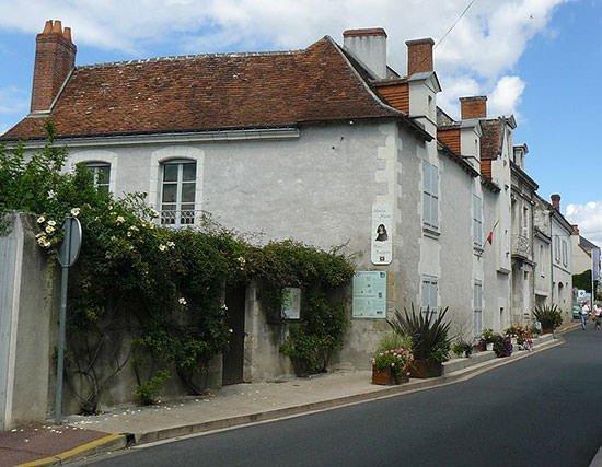 Descartes birthplace