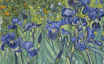 Famous Flower Paintings Featured