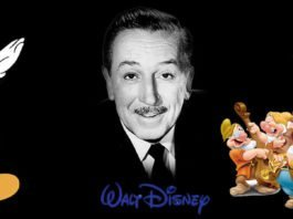 Walt Disney Accomplishments Featured