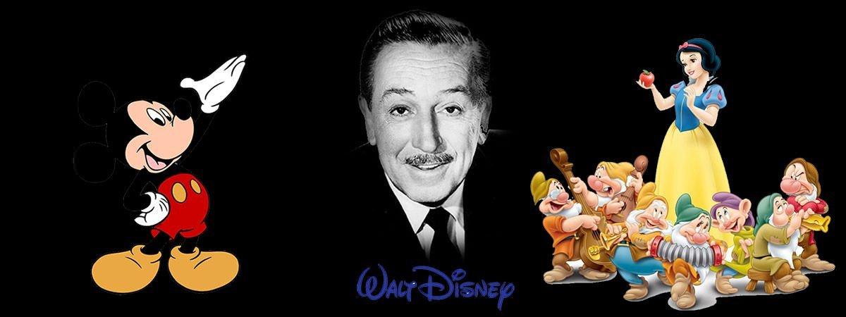 Walt Disney Accomplishments Featured