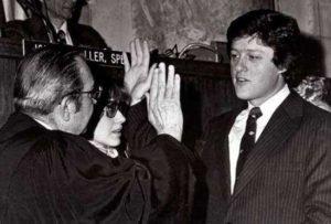 Bill Clinton as Governor of Arkansas