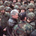 Bill Clinton Bosnian War