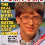 Bill Gates on Fortune, 1986