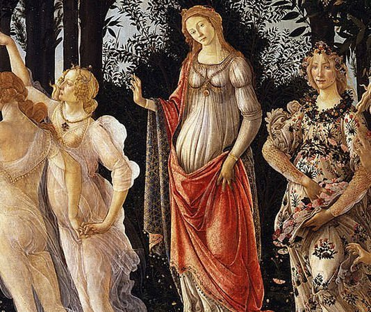 Famous Italian Paintings Featured