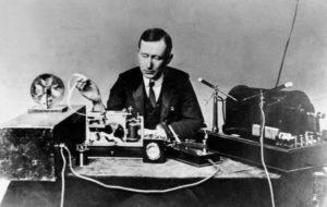 Guglielmo Marconi radio waves