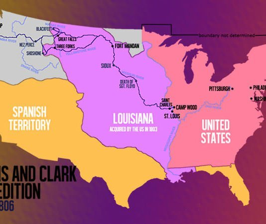 Lewis And Clark Facts Featured