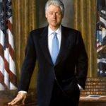 Bill Clinton Presidential Portrait