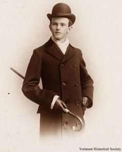 Calvin Coolidge at Amherst College