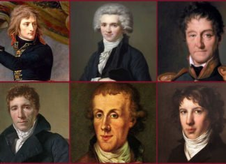 French Revolution Leaders Featured