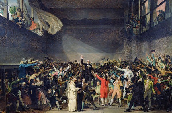 French Revolution Events Featured