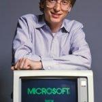 Bill Gates in 1985