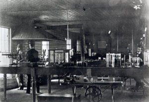 Edison's Menlo Park Laboratory