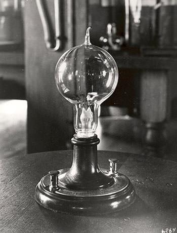 Edison's light bulb
