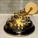 Edison's Stock Ticker