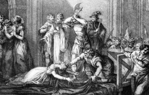 Mary, Queen of Scots, execution