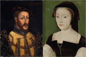 James V of Scotland & Mary of Guise