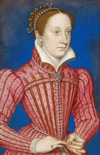 Mary, Queen of Scots., portrait