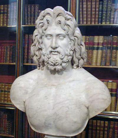 Zeus Bust