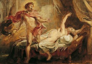 Death of Semele