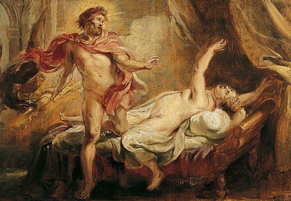 Death of Semele