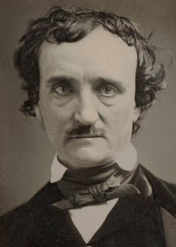 Edgar Allan Poe in 1849