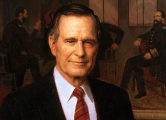 George H W Bush Accomplishments Featured