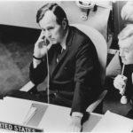 George H W Bush in 1971
