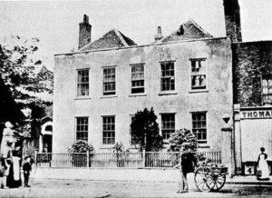 Manor House School in Stoke Newington