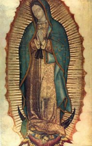 Our Lady of Guadalupe (1531)