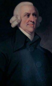 Adam Smith portrait