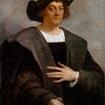 Christopher Columbus portrait