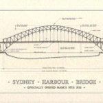 Sydney Harbour Bridge print