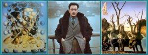 Salvador Dali Art Style Featured