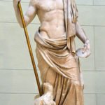 Statue of Zeus in Berlin