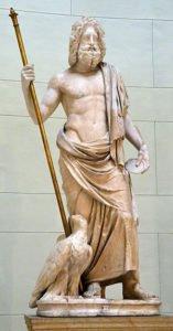 Statue of Zeus in Berlin