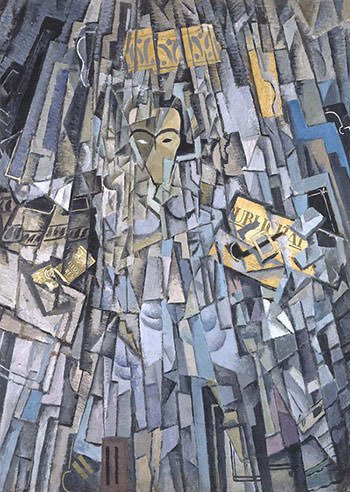 The Cubist Self-Portrait (1923)