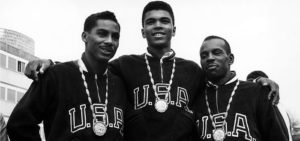 Muhammad Ali Olympic Gold
