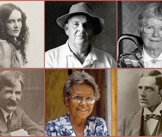 Famous Australian Poets Featured