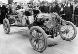 Ford Model T, Car No 2