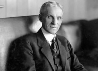 Henry Ford Biography Featured