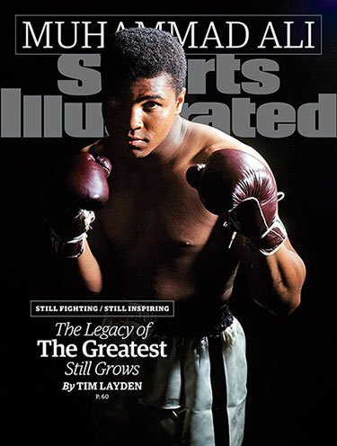 Muhammad Ali on Sports Illustrated