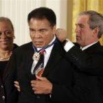 Muhammad Ali Presidential Medal of Freedom