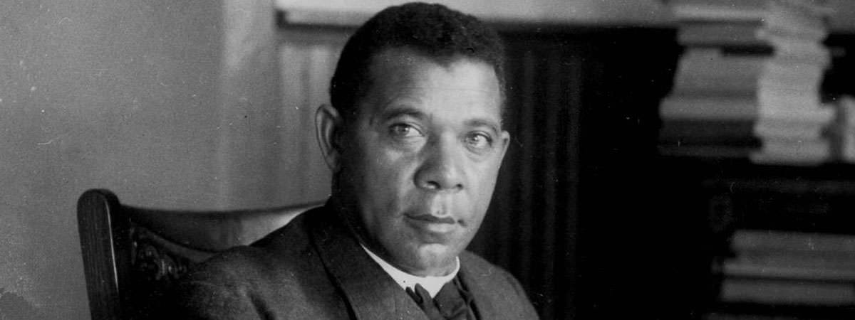Booker T Washington Biography Featured