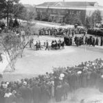 Burial of Booker T. Washington