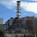 Chernobyl Power Plant sarcophagus