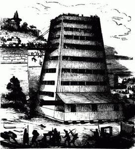 Roman Siege Tower